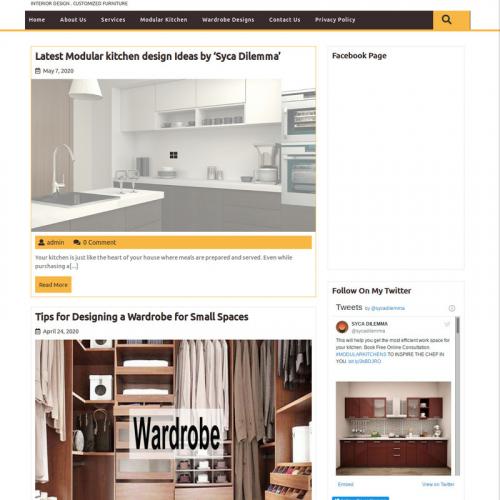 sycainteriordesign blog